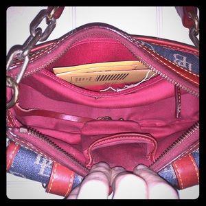Dooney & Burke small shoulder purse